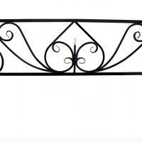 Ограда для могилы тип №13