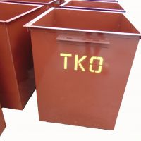 Контейнер для сбора ТКО без крышки (КМ-10А)